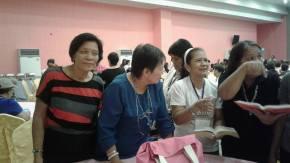 STPPACE Women attends 33rd NationalBiennial